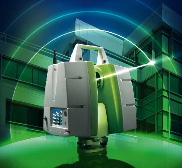 Why a 3d laser scanner is important for your business for Architecture 3d laser scanner
