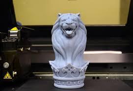 3D Printed Lion